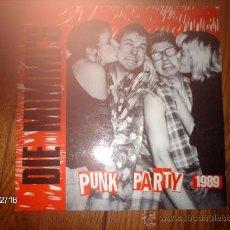 Discos de vinilo: DIE MIMMI´S PUNK PARTY 1989 . Lote 34736068