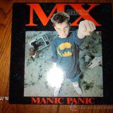 Discos de vinilo: MX MACHINE - MANIC PANIC . Lote 34754597