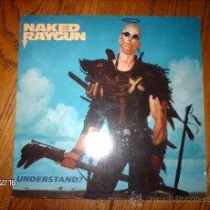 Discos de vinilo: NAKED RAYGUN - UNDERSTAND?. Lote 34754659