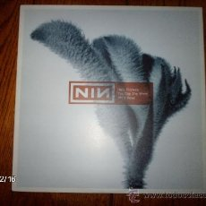 Discos de vinilo: NINE INCH NAILS - HALO THIRTEEN - THE DAY THE WORLD WENT AWAY . Lote 34759094