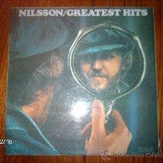 Discos de vinilo: NILSSON - GREATEST HITS . Lote 34759128