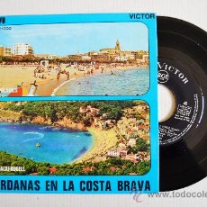 Discos de vinilo: SARDANAS EN LA COSTA BRAVA - COBLA COSTA BRAVA ¡¡NUEVO!! (RCA EP 1966) ESPAÑA. Lote 34742280
