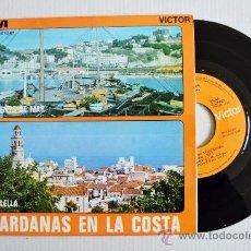 Discos de vinilo: SARDANAS EN LA COSTA ¡¡NUEVO!! (RCA EP 1969) ESPAÑA. Lote 34742317