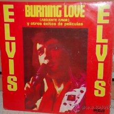 Discos de vinilo: DISCO VINILO LP ELVIS PRESLEY
