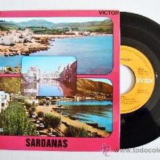 Discos de vinilo: SARDANAS - COBLA BARCELONA ¡¡NUEVO!! (RCA EP 1969) ESPAÑA. Lote 34742721