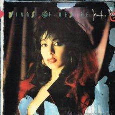 Discos de vinilo: JENNIFER RUSH - WINGS OF DESIRE - LP 1989 - . Lote 34746500