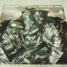Discos de vinilo: THE JAM ( SETTING SONS ) 1979 ESCANDINAVIA LP33 POLYDOR. Lote 34747429