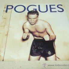 Discos de vinilo: THE POGUES ( PEACE AND LOVE ) 1989 ESCANDINAVIA LP33 WEA RECORDS. Lote 34747481