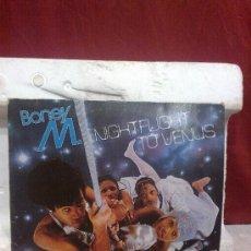 Discos de vinilo: L.PS.- BONEY M.- NIGHTFLIGHT TO VENUS-, AÑO 1978. Lote 34749253
