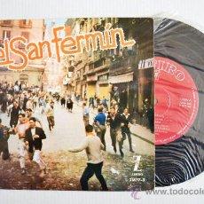 Discos de vinilo: EL SAN FERMIN - LOS IRUÑA-KO ¡¡NUEVO!! (ZAFIRO EP 1962) ESPAÑA. Lote 34749649