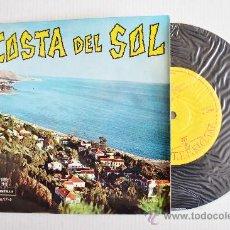 Discos de vinilo: COSTA DEL SOL - LOS CUATRO VARGAS/MIGUEL DE LOS REYES… ¡¡NUEVO!! (MONTILLA EP 1962) ESPAÑA. Lote 34749739