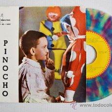 Discos de vinilo: PINOCHO - TEATRO INVISIBLE DE RNE ¡¡NUEVO!! (IBEROFON EP 1961) ESPAÑA. Lote 34753267