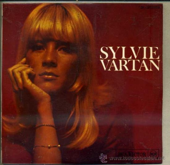 SYLVIE VARTAN : 2,35 DE FELICIDAD / 98.6 / DOS MANOS / DAME ALGO DE AMOR (RCA, 1967) (Música - Discos de Vinilo - EPs - Pop - Rock Extranjero de los 50 y 60)
