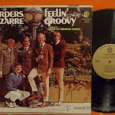 Discos de vinilo: HARPERS BIZARRE / 1º LP !! FEELING GROOVY 1967 !! ORIG. EDIT. USA / VAN DYKE PARKS !! EXCELENTE !!!!. Lote 55812915
