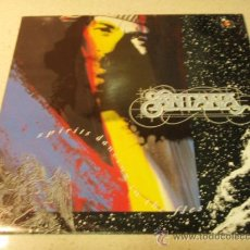 Discos de vinilo: SANTANA ( SPIRITS DANCING IN THE FLESH ) HOLANDA-1990 LP33 CBS RECORDS. Lote 34762213
