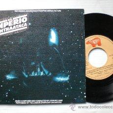 Discos de vinilo: BSO IMPERIO CONTRAATACA STARS WARS GUERRA GALAXIAS POLYDOR SPAIN 1980 NUEVO RARO UNICO SUPER OFERTA. Lote 107482768