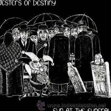 Discos de vinilo: JESTERS OF DESTINY / FUN AT THE FUNERAL !!! PUNK ROCK METAL) IMPECABLE !!!!!!!!!. Lote 34782885