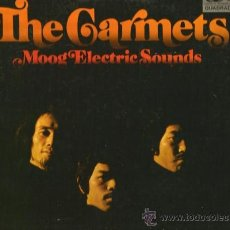 Discos de vinilo: THE GARMETS : MOOG ELECTRIC SOUNDS (EDICION JAPONESA ) QUADRADISC . Lote 34789658
