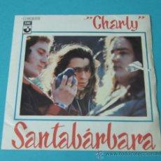 Discos de vinilo: SANTABÁRBARA. CHARLY. SAN JOSE. EMI. Lote 34790097