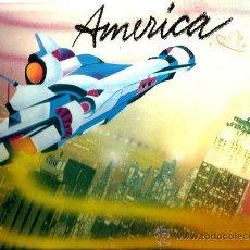 Discos de vinilo: LP CRUISIN GANG : AMERICA ( ITALO DISCO ) . Lote 34790402