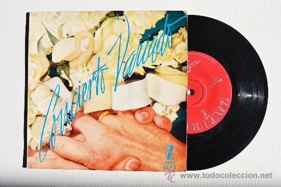 CONCIERTO VARIADO-ORQ. AS. CONCIERTOS PASDELOUP-ORQ.OPERA DE PARIS ¡¡NUEVO!! (ZAFIRO EP 1959) ESPAÑA (Música - Discos de Vinilo - Maxi Singles - Orquestas)