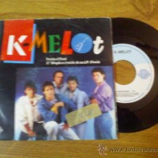 Discos de vinilo: K-MELOT..HASTA EL FINAL..EL BAR DE NICO. Lote 34849630