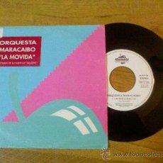 Discos de vinilo: ORQUESTA MARACAIBO..LA MOVIDA... Lote 34855072