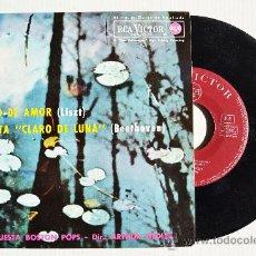 Discos de vinilo: ORQUESTA BOSTON POPS - ARTHUR FIEDLER SUEÑO DE AMOR… ¡¡NUEVO!! (RCA EP 1962) ESPAÑA. Lote 34806099