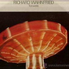 Discos de vinilo: LP RICHARD WAHNFRIED : TONWELLE ( KLAUS SCHULZE ) . Lote 34819650