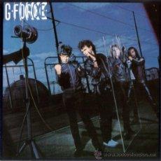 Discos de vinilo: GARY MOORE - G-FORCE (1980). Lote 34821238