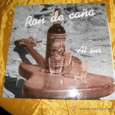 Discos de vinilo: RON DE CAÑA. AL SUR. SPANISH HARD ROCK. FODS RECORDS. 1990. IMPECABLE. (#). Lote 34821873