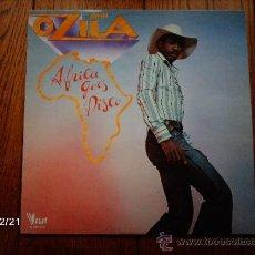 Discos de vinilo: JOHN OZILA - AFRICA GOES DISCO . Lote 34844967