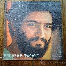 Discos de vinilo: HERBERT PAGANI . Lote 34847725