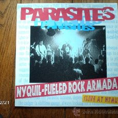 Discos de vinilo: PARASITES - NYQUIL- FUELED ROCK ARMADA (LIVE AT WFMU ). Lote 34847796