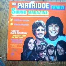 Discos de vinilo: THE PARTRIDGE FAMILY - SOUND MAGAZINE. Lote 34847835