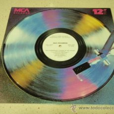 Discos de vinilo: HEAVY D AND THE BOYZ ( THE OVERWEIGHT LOVERS IN THE HOUSE 2 VERSIONES ) USA-1987 MAXI33 MCA . Lote 34843411
