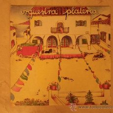 Discos de vinilo: VINILO LP ORQUETRA PLATERIA, PEDRO NAVAJAS. Lote 34848397