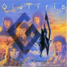 Discos de vinilo: GIUFFRIA - SILK+STEEL (1986). Lote 34850732