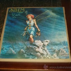 Discos de vinilo: TOYAH LP ANTHEM TERCER ALBUM HEAVY METAL. Lote 34854846