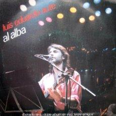Discos de vinilo: LUIS EDUARDO AUTE. AL ALBA/ENTRE AMIGOS. SINGLE 1983 MOVIEPLAY PROMOCIONAL. Lote 34856499