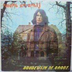 Discos de vinilo: BOUDEWIJN DE GROOT - NACHT EN ONTIJ (DECCA 1968) PSYCH · SPOKEN WORD · EXPERIMENTAL. Lote 34859374