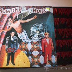 Discos de vinilo: CROWED HOUSE, IDEM. LP CAPITOL USA, INSERT, NUEVO. Lote 34861198
