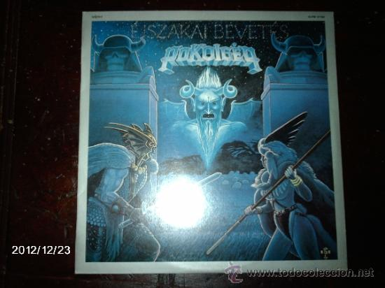 POKOLGEP - EJSZAKAI BEVETES (Música - Discos - LP Vinilo - Heavy - Metal)
