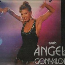Discos de vinilo: LP ANGELS GONYALONS : MEMORY (CABARET, CATS, PURLIE, LES MISERABLES, ROCKY HORROR SHOW, ETC . Lote 52693567