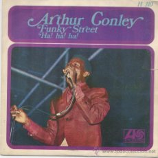 Discos de vinilo: ARTHUR CONLEY,FUNKY STREET DEL 68. Lote 34894663