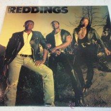 Discos de vinilo: THE REDDINGS ( THE REDDINGS ) NEW YORK - USA 1988 LP33 POLYDOR. Lote 34895367
