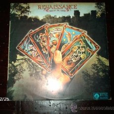 Discos de vinilo: RENAISSANCE - TURN OF THE CARDS. Lote 34924303