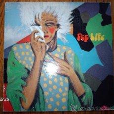 Discos de vinilo: PRINCE AND THE REVOLUTION - POP LIFE + HELLO ( FRESH DANCE MUSIC). Lote 34950950