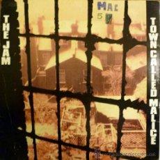 Discos de vinilo: JAM. TOWN CALLED MALICE/ PRECIOUS. POLYDOR, UK 1982 SINGLE VINILO 7. Lote 34918229