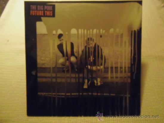 THE BIG PINK - '' FUTURE THIS '' LP SEALED (Música - Discos - LP Vinilo - Pop - Rock Extranjero de los 90 a la actualidad)